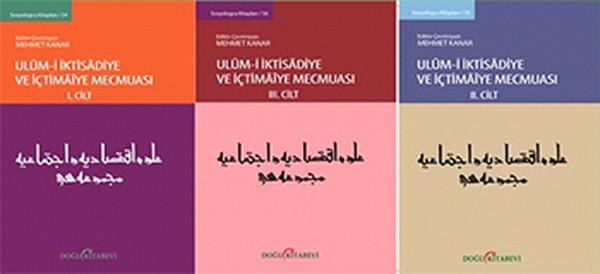 Ulum-u İktisadiye ve İçtimaiye Mecmuası - 3 Cilt Takım.pdf