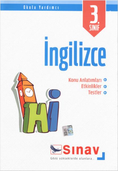 Sınav 3. Sınıf İngilizce Konu Anlatımları-Etkinlikler-Testler.pdf