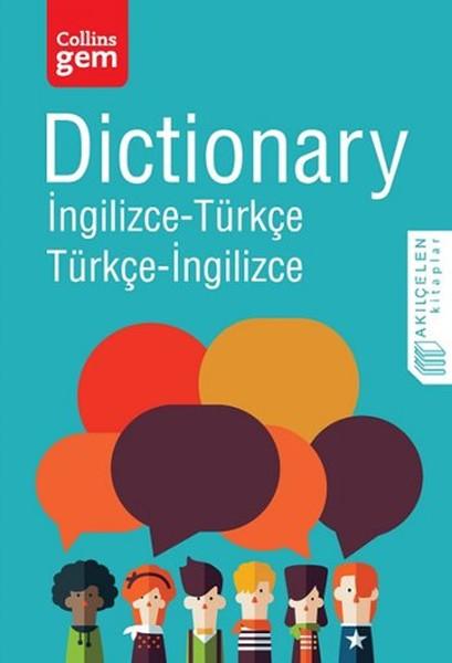 Dictionary İngilizce - Türkçe, Türkçe - İngilizce.pdf