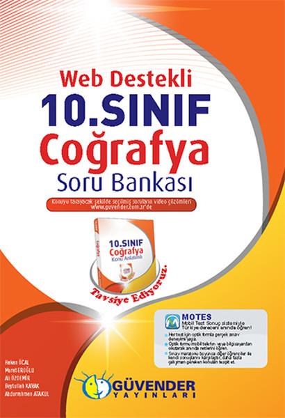 Güvender 10. Sınıf Web Destekli Coğrafya Soru Bankası.pdf