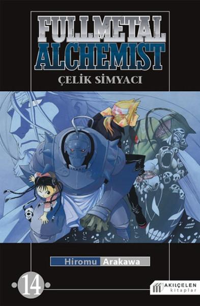 Fullmetal Alchemist - Çelik Simyacı 14.pdf