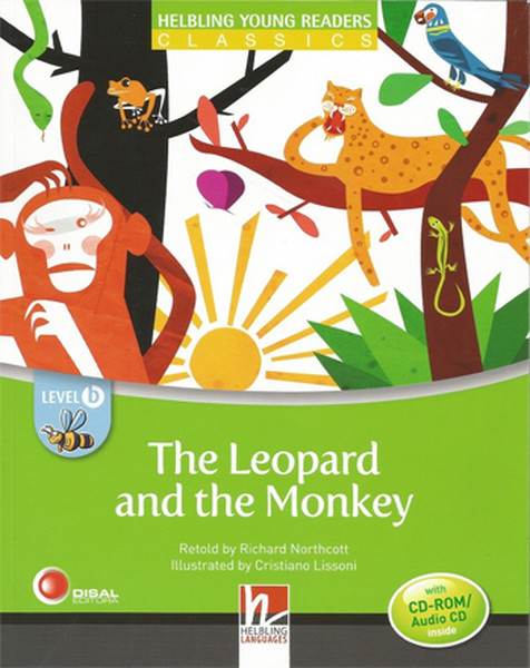 The Leopard And The Monkey Incl.Cd-Rom.pdf