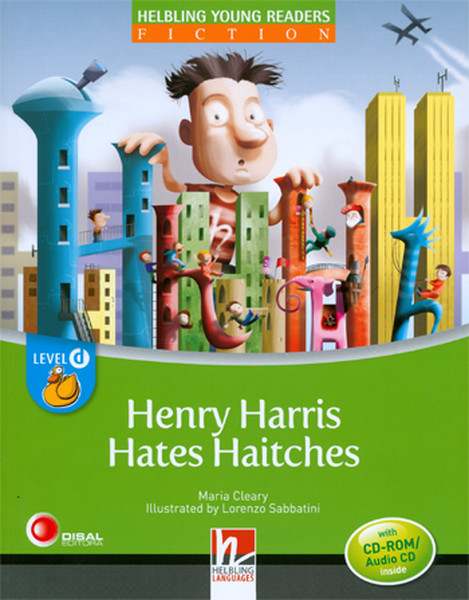 Henry Harris Hates Haitches + Cd/Cdr.pdf