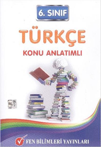 6. Sınıf Türkçe Konu Anlatımlı.pdf