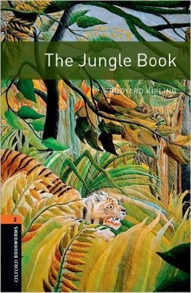 Oxford Bookworms Library: Stage 2: The Jungle Book(CDli).pdf