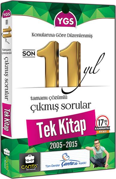 YGS Son 11 Yıl Tamamı Çözümlü Çıkmış Sorular Tek Kitap.pdf