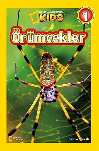 National Geographic Kids - Örümcekler.pdf