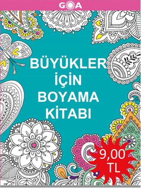 Buyukler Icin Boyama Kitabi Kolektif Fiyati Satin Al Idefix