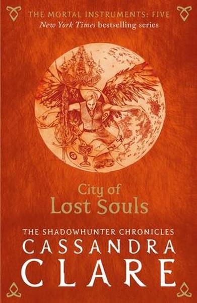 The Mortal Instruments 5: City of Lost Souls.pdf