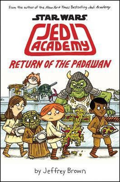 Star Wars: Jedi Academy, Return of the Padawan (Book 2).pdf