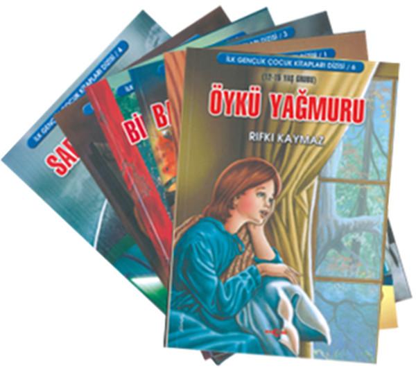 İlk Gençlik Çocuk Kitapları Dizisi - 6 Kitap Takım.pdf