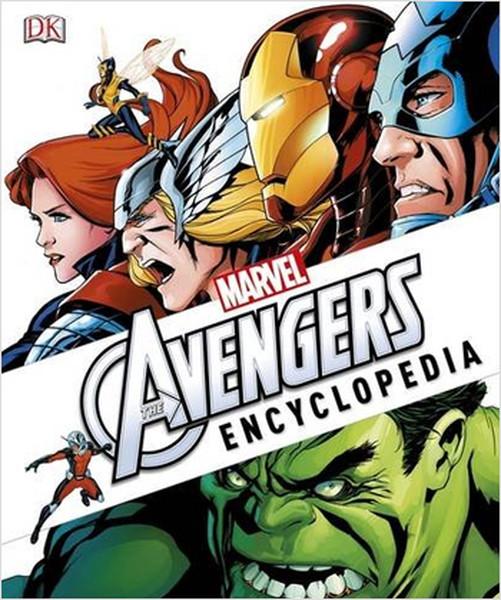 Marvels The Avengers Encyclopedia.pdf
