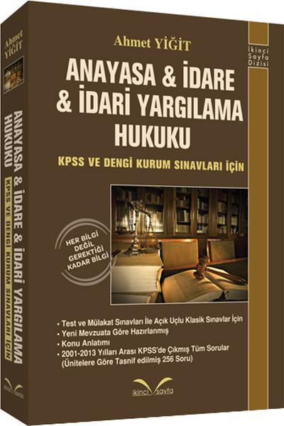 Anayasa İdare İdari Yargılama Hukuku.pdf