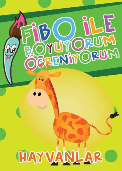 Fibo ile Boyuyorum Öğreniyorum - Hayvanlar.pdf