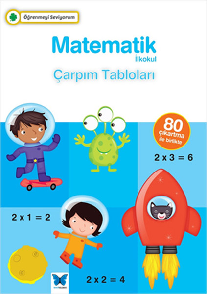 Öğrenmeyi Seviyorum - Matematik İlkokul Çarpım Tabloları.pdf