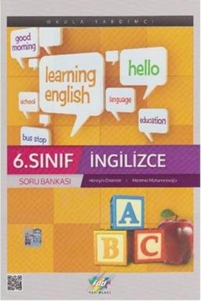 FDD 6. Sınıf İngilizce Soru Bankası.pdf