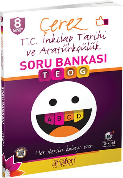 Anafen 8.Sınıf Çerez T.C. İnkılap Tarihi ve Atatürkçülük Soru Bankası.pdf