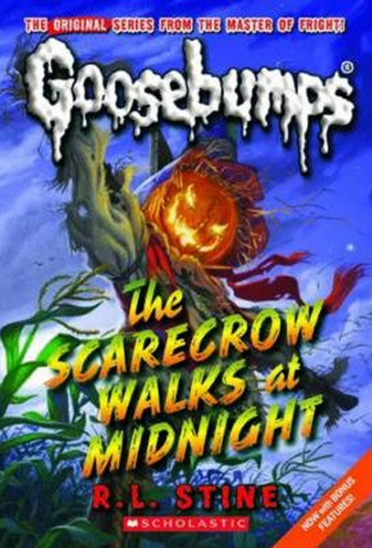 Classic Goosebumps #16: The Scarecrow Walks at Midnight.pdf