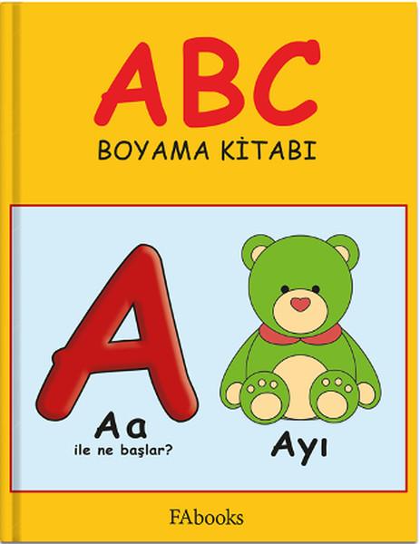 Abc Boyama Kitabı Kitap Müzik Dvd çok Satan Kitaplar Indirimli