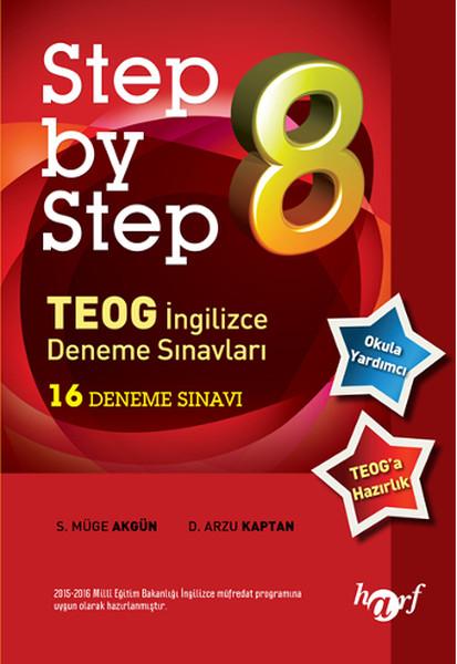 Step By Step TEOG İngilizce Deneme Sınavları.pdf