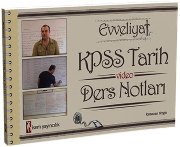 İsem 2016 Evveliyat KPSS Tarih Video Ders Notları.pdf