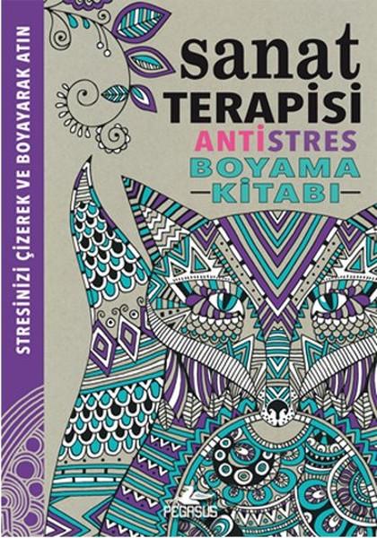 Sanat Terapisi Antistres Boyama Kitabı Hannah Davies Fiyatı