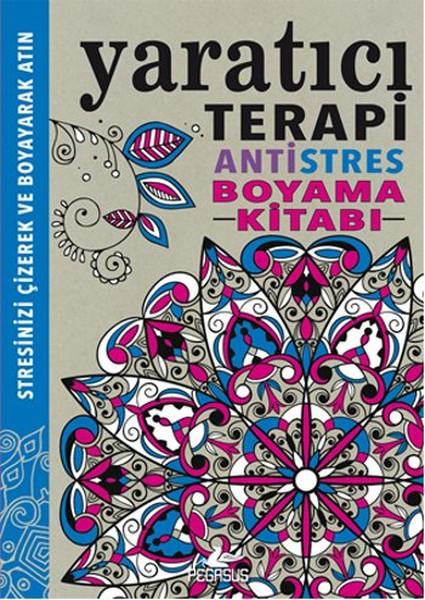 Yaratıcı Terapi Antistres Boyama Kitabı.pdf