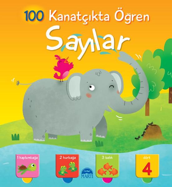 100 Kanatçıkta Öğren Serisi - Sayılar.pdf