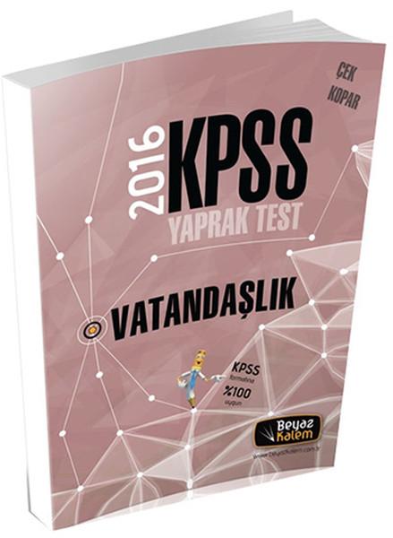 Beyaz Kalem 2016 KPSS Vatandaşlık Çek Kopar Yaprak Test.pdf
