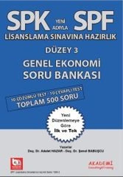 SPF Lisaslama Sınavlarına Hazırlık Düzey 3 Genel Ekonomi Soru Bankası.pdf
