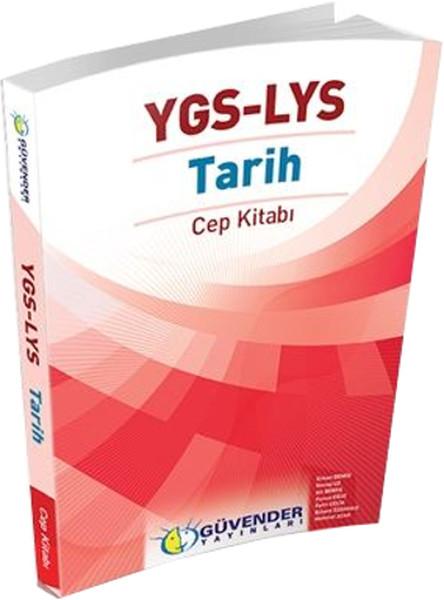 Güvender YGS - LYS Tarih Cep Kitabı.pdf