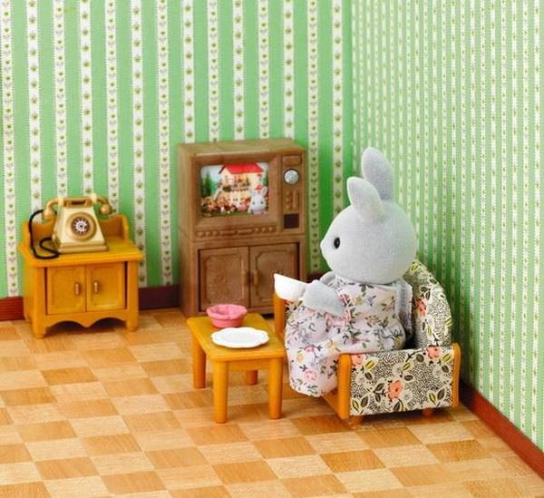 Sylvanian Families C Living Room Set 1702 Fiyatı , Hemen ...