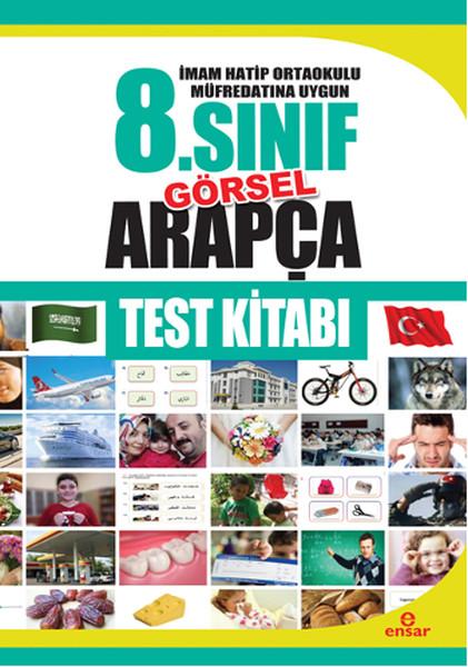 İmam Hatip Ortaokulu Müfredatına Uygun 8. Sınıf Görsel Arapça Test Kitabı.pdf