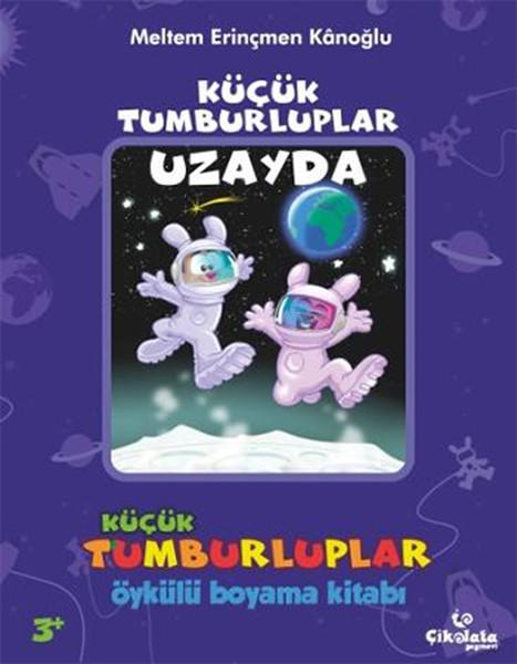 Küçük Tumburluplar - Uzayda Öykülü Boyama Kitabı.pdf