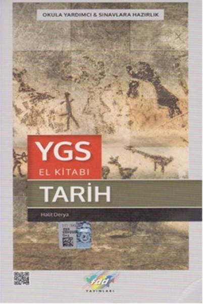 Fdd Ygs Tarih El Kitabı Halit Derya Fiyatı Satın Al Idefix