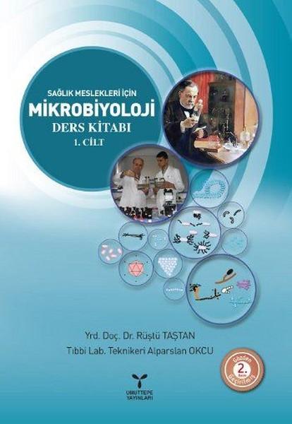 Mikrobiyoloji Ders Kitabı Cilt - 1.pdf