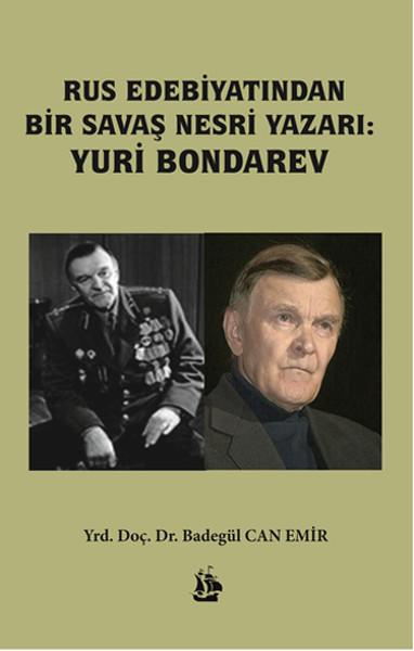 Rus Edebiyatından Bir Şavas Nesri Yazarı - Yuri Bondarev.pdf