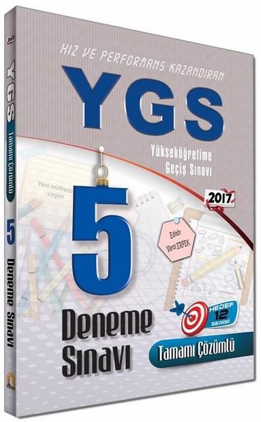Kapadokya YGS Tamamı Çözümlü 5 Deneme Sınavı.pdf