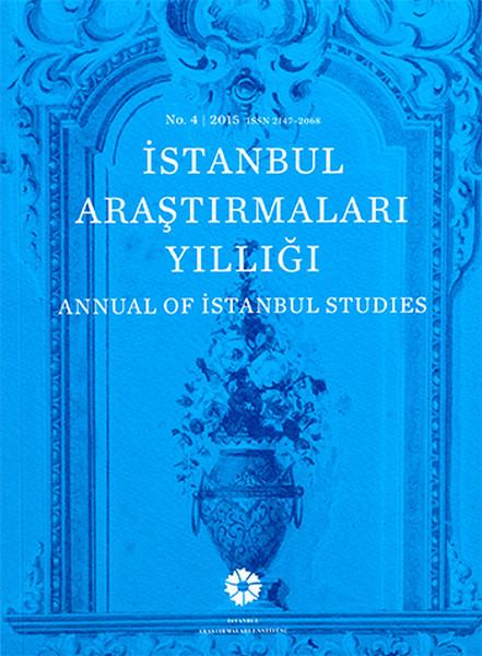İstanbul Araştırmaları Yıllığı No.4 - 2015.pdf