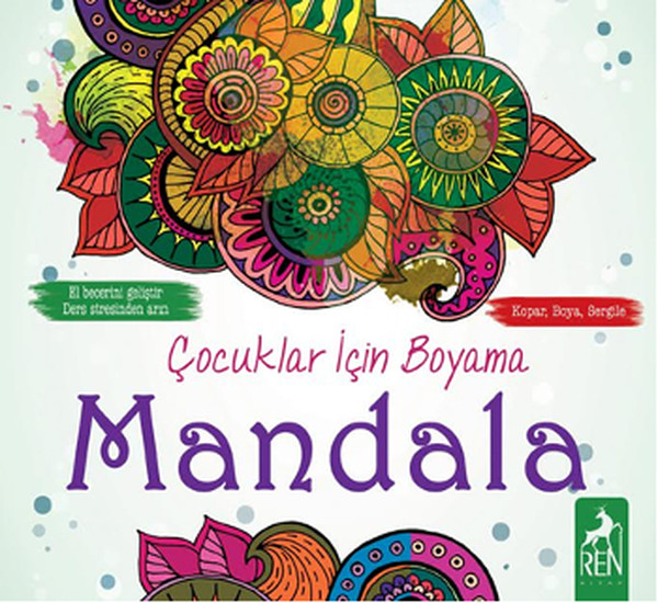 Cocuklar Icin Boyama Mandala Kolektif Fiyati Satin Al Idefix