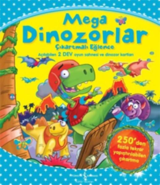 Mega Dinozorlar - Çıkartmalı Eğlence.pdf