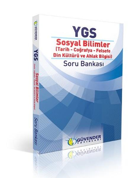 Güvender YGS Sosyal Bilimler Soru Bankası - Tarih-Coğrafya-Felsefe-Din Kültürü ve Ahlak Bilgisi.pdf