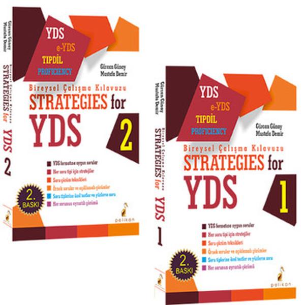 Strategies for YDS Bireysel Çalışma Kılavuzu 2016 - 2 Cilt Takım.pdf