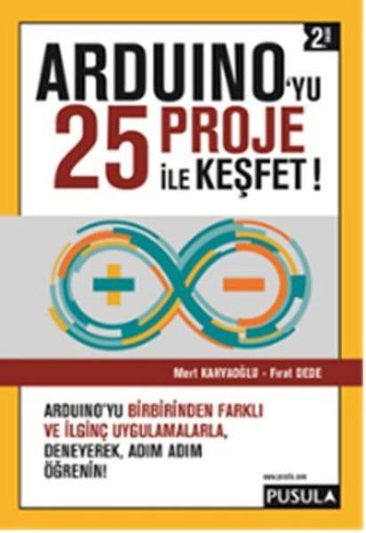 Arduinoyu 25 Proje ile Keşfet.pdf