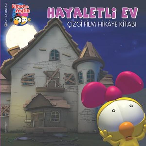 Limon İle Zeytin - Hayaletli Ev.pdf