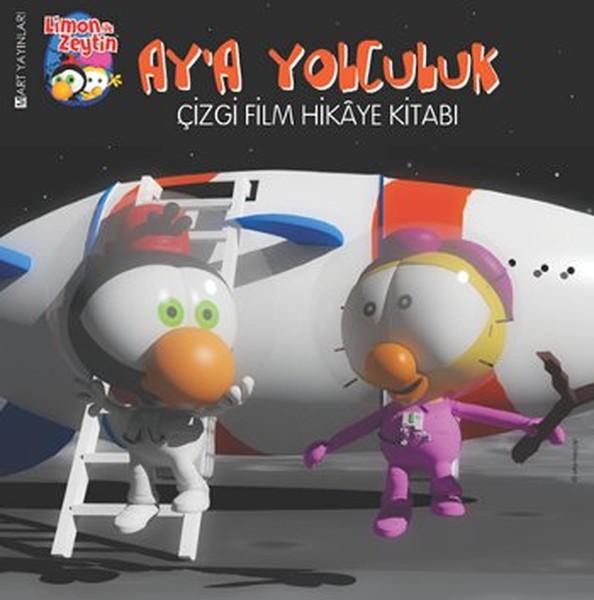 Limon İle Zeytin - Aya Yolculuk.pdf
