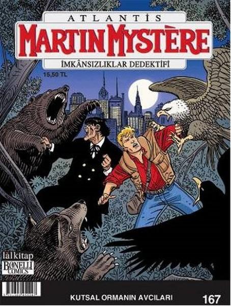 Martin Mystere Sayı 167 - Kutsal Ormanın Avcıları.pdf