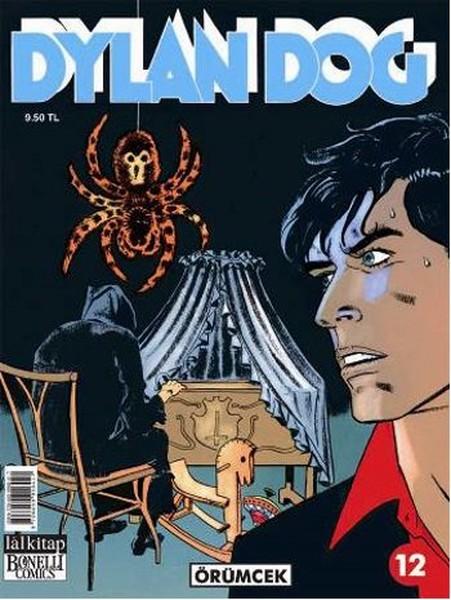 Dylan Dog Sayı 12 - Örümcek.pdf