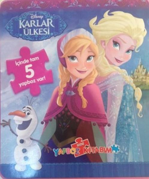 Disney Karlar Ülkesi Mini Yapboz Kitabım.pdf