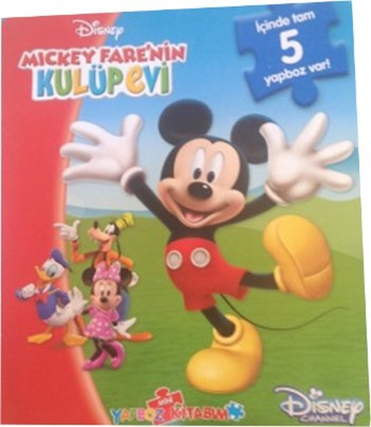 Disney Mickey Farenin Kulüpevi Mini Yapboz Kitabım.pdf